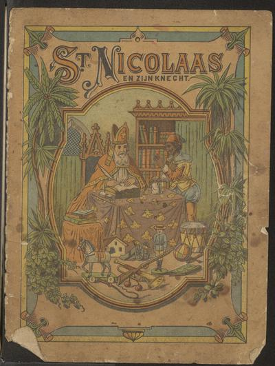 St. Nicolaas en zijn knecht