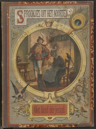 Sprookjes uit het noorden: het land der jeugd [J.J.A. Goeverneur