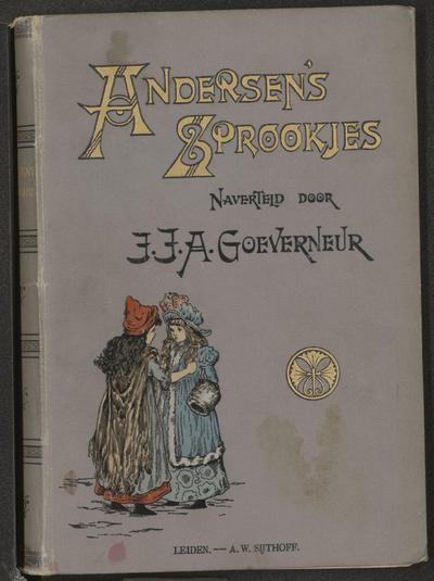Andersen's Sprookjes: naverteld door J.J.A. Goeverneur