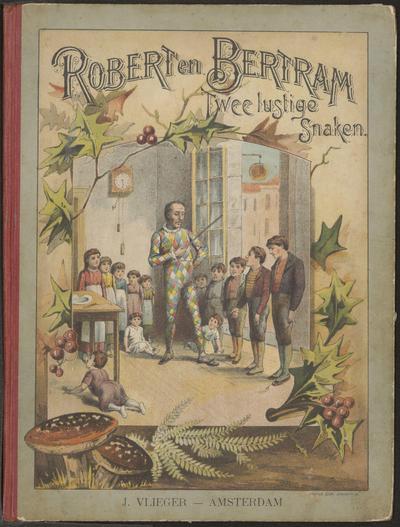 Robert en Bertram: twee lustige snaken door E. Sigall