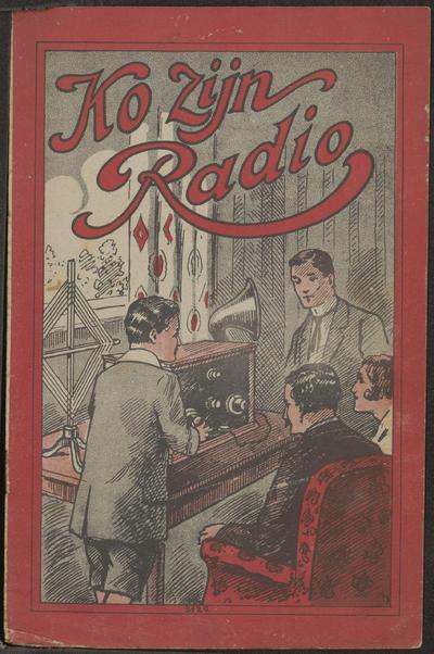 Ko zijn radio