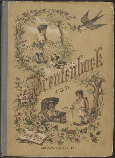 Prentenboek van Tante Pau