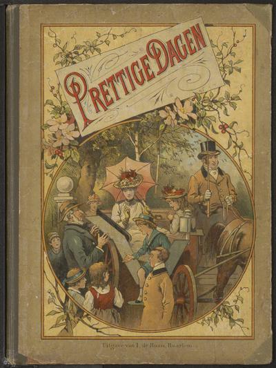 Prettige dagen en andere verhalen: naar het Fransch van A. des Tilleuls