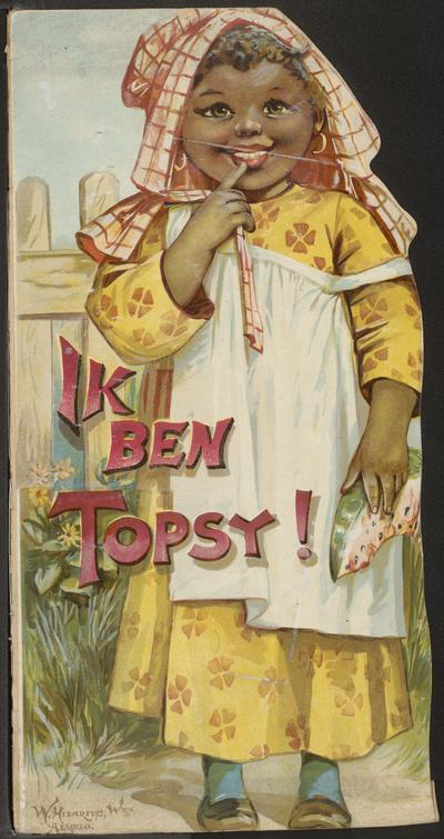 Ik ben Topsy: [A.S. Reule Nz.]