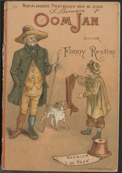 Oom Jan: door Fanny Reston