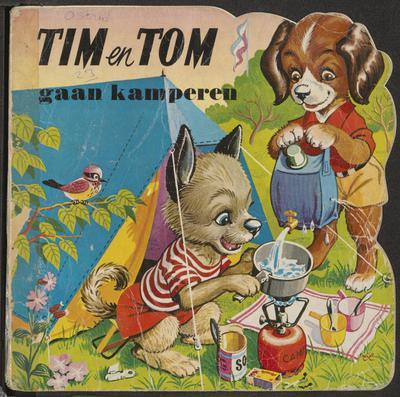 Tim en Tom gaan kamperen