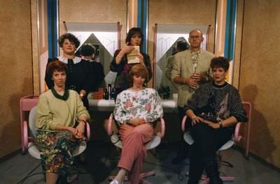 SERVICE SALON (22-10-1990)