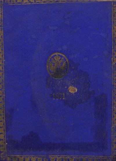 Lwowianin : kalendarz powszechny na rok Pański 1871, który jest rokiem zwyczajnym mającym dni 365