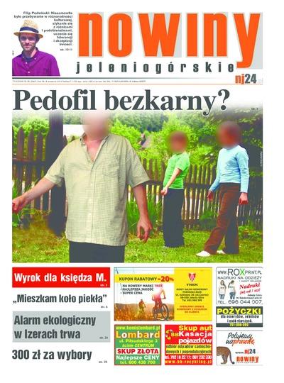 Nowiny Jeleniogórskie : tygodnik społeczny, R.56!, 2014, nr 36 (2881) [Dokument elektroniczny]