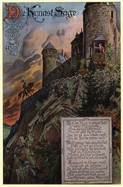Die Kynast-Sage [Dokument ikonograficzny]