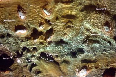 Bild 10  zu: Trinkwasser in Gefahr - Die Karstlandschaft der Frankenalb