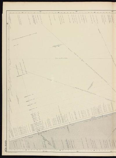 Erdprofil der Zone von 31° bis 65° n. Br.