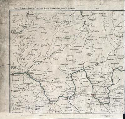 Franconiae Postarvm tabulam hanc geographicam Sacram esse cupiunt