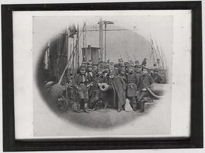 Omnia Fregatten Jylland Kort Efter Slaget Ved Helgoland