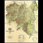 Tolna vármegye térképe