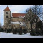 Ócsai Református Bazilika - télen
