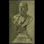 Keresztessy József bronz mellszobra