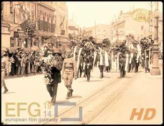 Pogreb ruskog carskog poslanika N. Hartviga