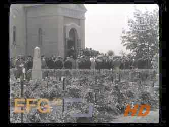 Osvećenje hrama slave u Skoplju