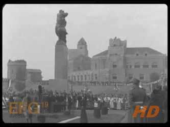 Otkrivanje spomenika zahvalnosti Francuskoj