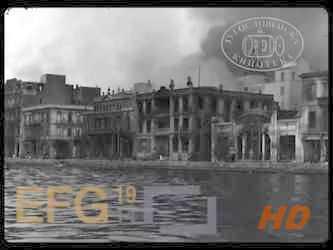 Požar u Solunu