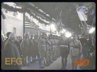 Proslava proboja Solunskog fronta 7.i 8. Oktobra 1928
