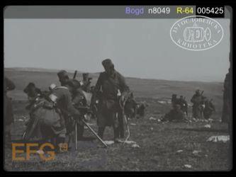 Srpska armija u polju
