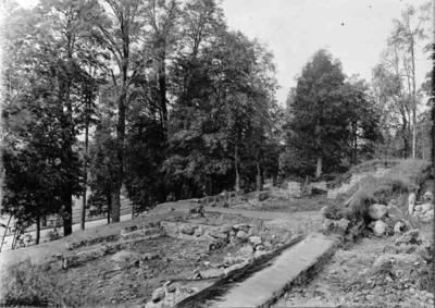 Edsberg, Riseberga klosterruin