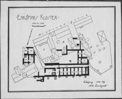 Enköpings klosterruin