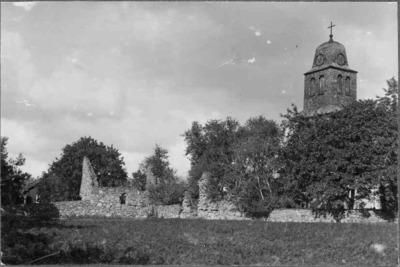Nydala klosterruin