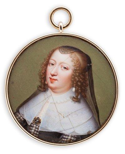 Anna av Österrike, Frankrikes drottning