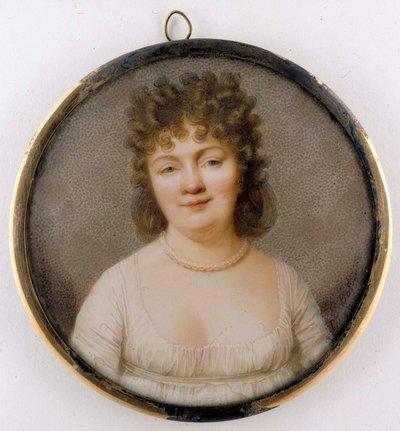 Fru Johanna Elisabet Müller