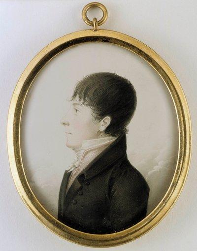 Porträtt av en ung herre
