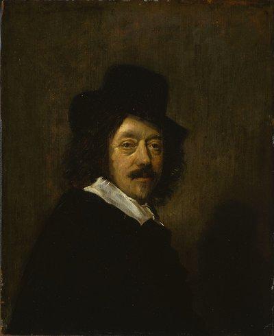 Självporträtt av Frans Hals