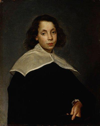 Porträtt av en gosse