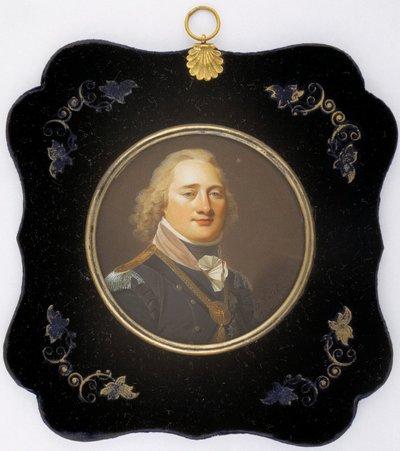 Generalmajor Anders Fredrik Palmfelt