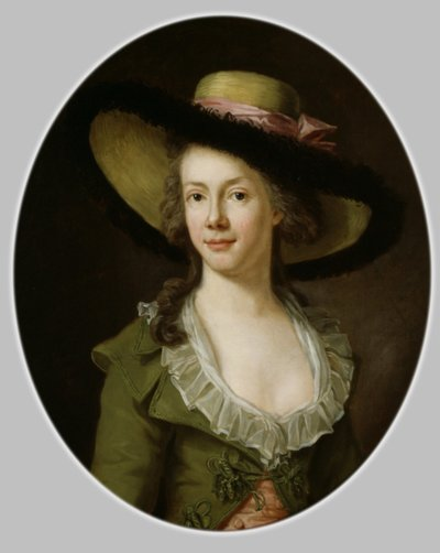 Maria de Ron, f. von Breda