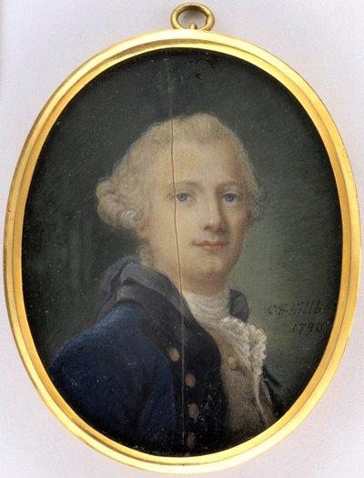 Löjtnant Jacob Gillberg