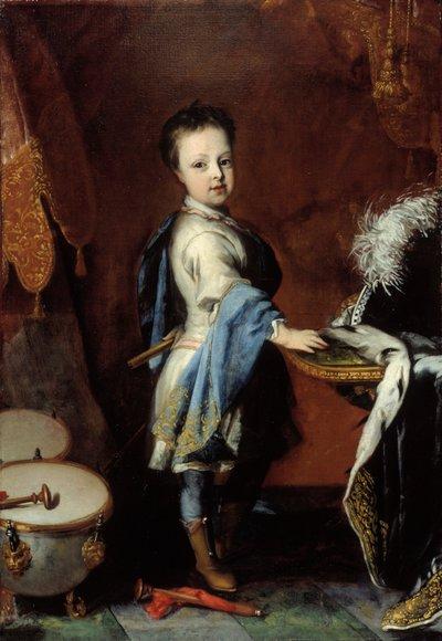 Karl Fredrik, hertig av Holstein-Gottorp, som barn