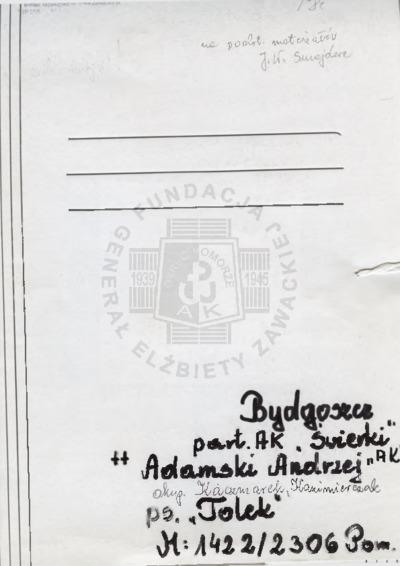 Adamski Andrzej