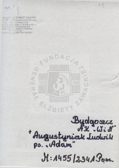 Augustyniak Ludwik