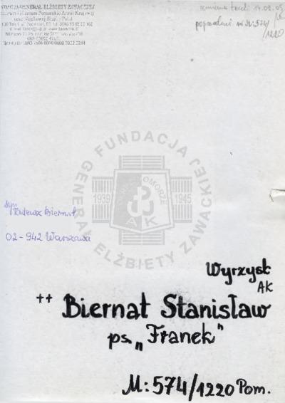 Biernat Stanisław