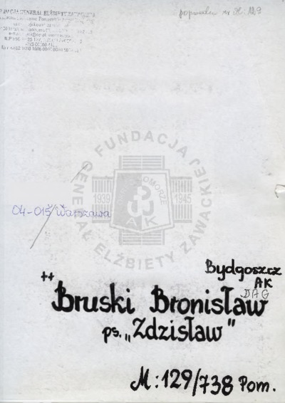 Bruski Bronisław