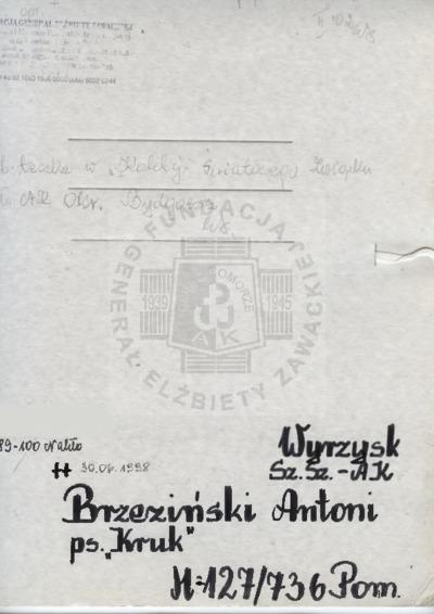 Brzeziński Antoni
