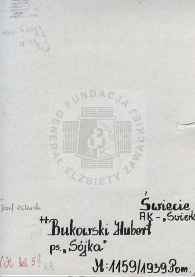 Bukowski Hubert