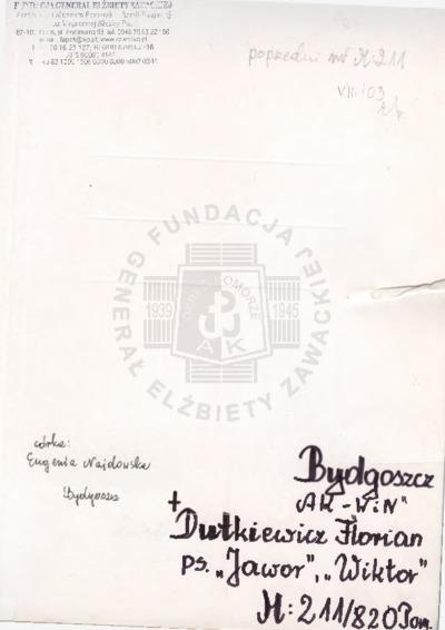 Dutkiewicz Florian
