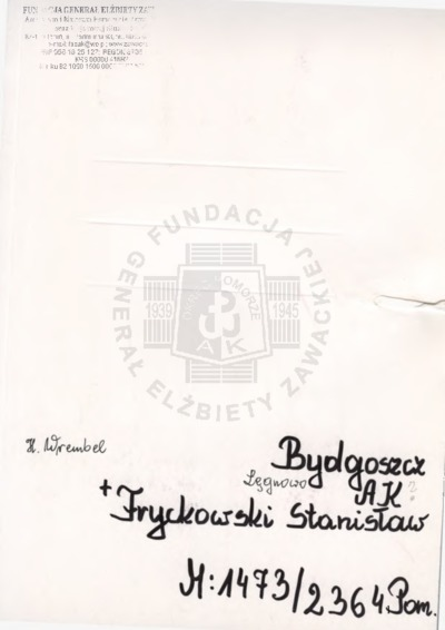 Fryckowski Stanisław