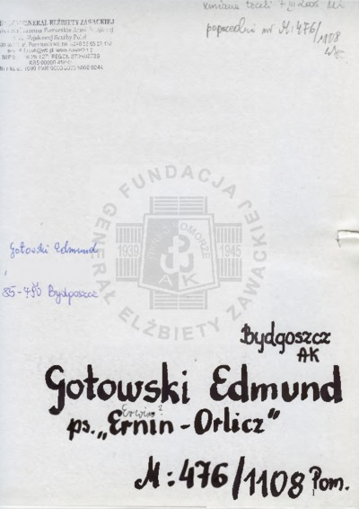 Gotowski Edmund