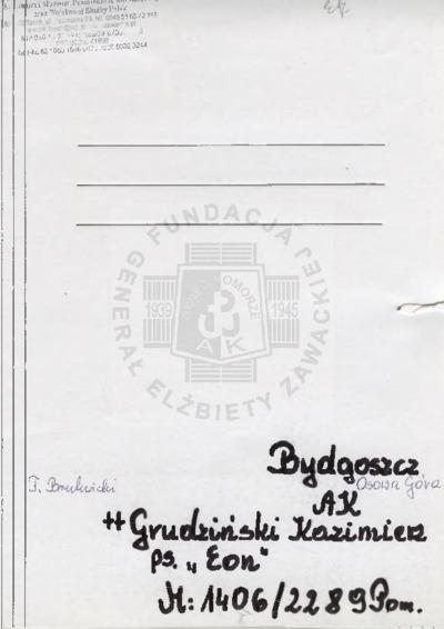 Grudziński Kazimierz