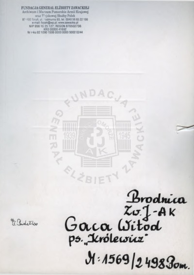 Gaca Witold